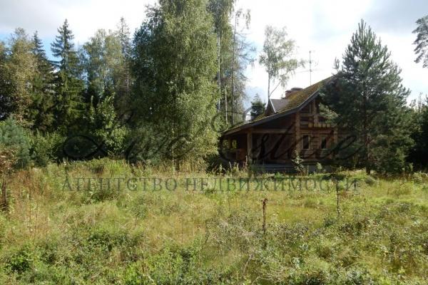 лесной участок 15 соток в охраняемом поселке аметист, расположенном в 30 км от мкад ...